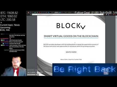 BLOCKv (VEE) - Fundamental Analysis