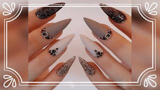 Изысканный красивый и нежный маникюр Фото Новинки Идеи Дизайн ногтей