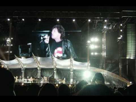 Rolling Stones Gimmie Shelter Licks Tour 2002