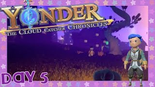They Are Late On Halloween! | Yonder: CCC | Day 5