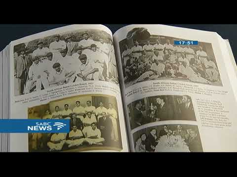 A book about SA cricket history ''Divided Country'' to be launched