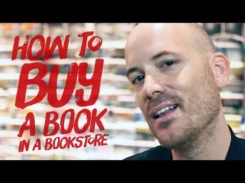 So kauft man in der heutigen Zeit ein Buch in einem richtigen Buchladen #WHYNOT