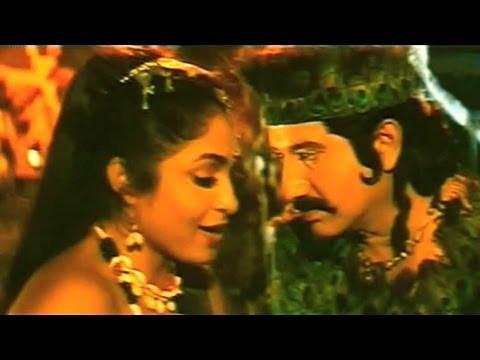 Neelambari Movie Songs - Dindinaka - Suman, Ramya Krishna, Charulatha - HD
