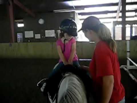Isabella horseback riding #1