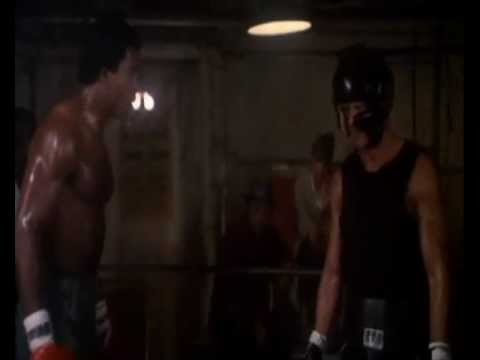 Rocky III Training Montage! Motivation!!