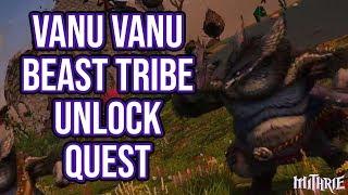 FFXIV 3.1 0819 Unlock Vanu Vanu Dailies (Beast Tribe Quests)