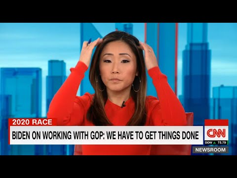 CNN Political Correspondent MJ Lee