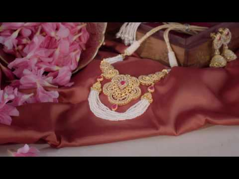 Jewels  of Royalty - Open Polki Jewellery