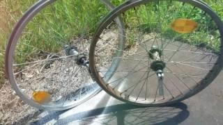 Rowerowa przyczepka do przewozu rowera dzieciecego i bagaży 😀