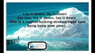 yo gotti lay it down lyrics