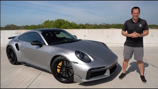 Is the NEW 2021 Porsche 911 Turbo S the best supercar for the money?