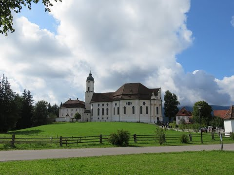 wies-bei-steingaden-d-by,-wallfahrtskirche-zum-gegeisselten-heiland,-vollgeläute