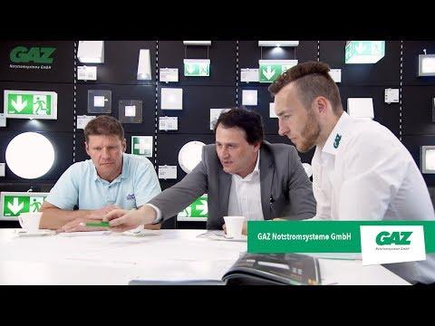 Firmenvorstellung GAZ Notstromsysteme GmbH Imagefilm