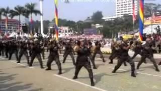 merdeka56 sanasinimasaz persembahan komando 69 polis diraja malaysia pdrm