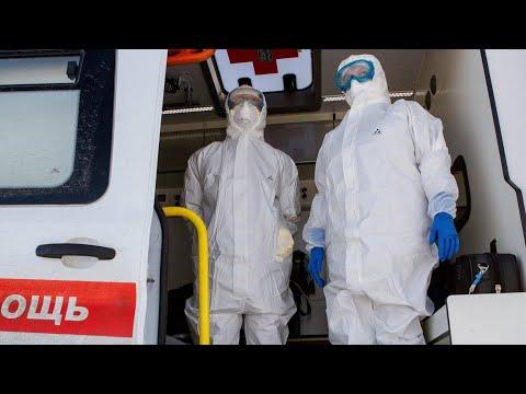 Обошли Иран по заболевшим, госпитализации выросли на 70%. Коронавирус в России