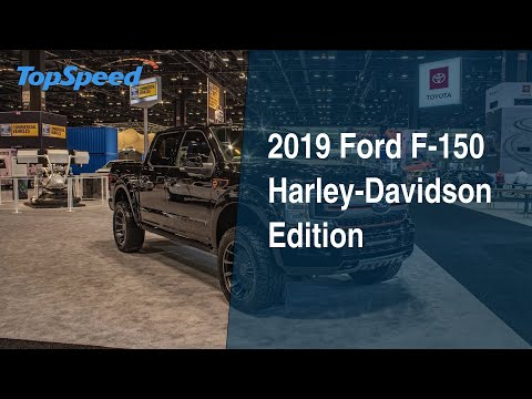 2019 Ford F-150 Harley-Davidson Edition - Everything you need to know