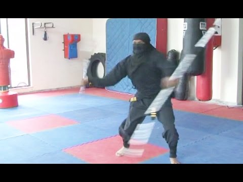 Martial Arts Ninja Academy in Lahore