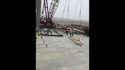 Falling Crane Austin