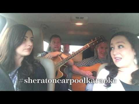 Sheraton Carpool Karaoke