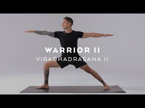 How to do Warrior II | Virabhadrasana II Tutorial with Dylan Werner