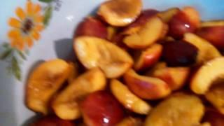 Варенье из нектаринов