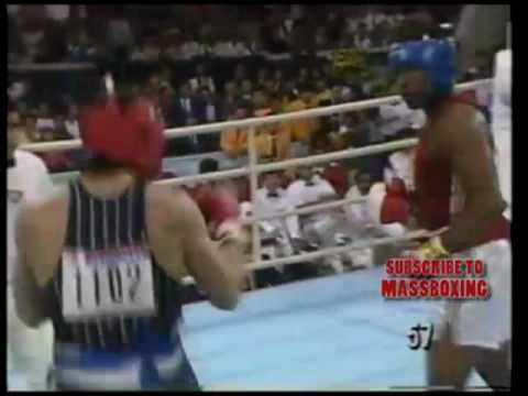 "1988 SUMMER OLYMPICS ""BOXING HIGHLIGHTS"" SEOUL KOREA!!"