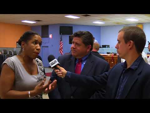 Illinois Governor Candidate JB Pritzker on Independents and Money In Politics