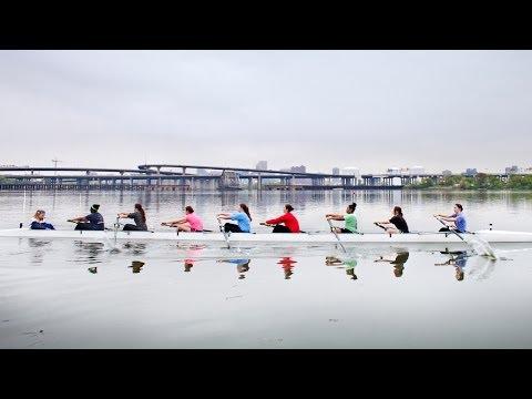 Inside Sports: Institute of Notre Dame Crew