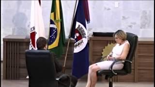 Programa Câmara Entrevista com a Presidente da Câmara vereadora Dulcinéia Costa - PV