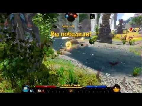 видео: Обзор игры - panzar forged by chaos [Бой] | Первое сражение |