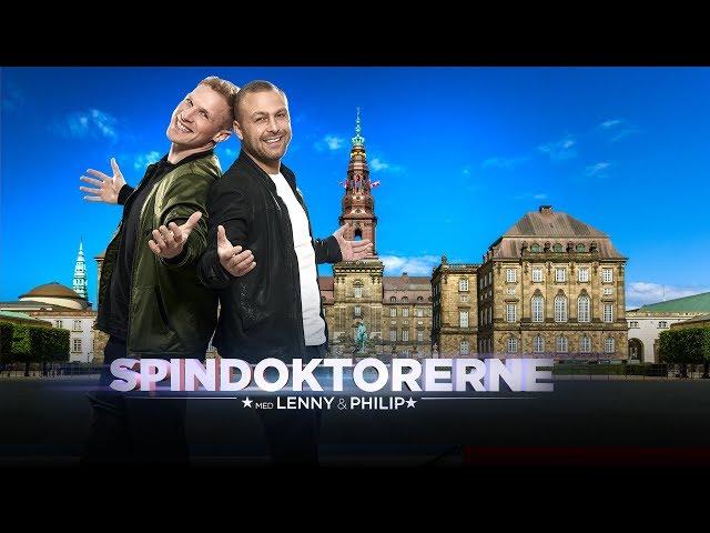 Spindoktorerne Sæson 1 Episode 1 – Inger Støjberg