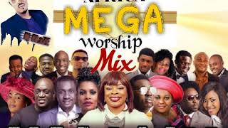 AFRICA MEGA WORSHIP MIX VOLUME 1 2018 BY DJ BLAZE mp3
