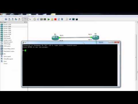 Etherchannels - Cisco lab in GNS3 - switching - CCNA / CCNP