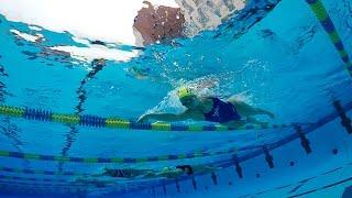 sjsu swimmer and olympic hopeful riley spitser