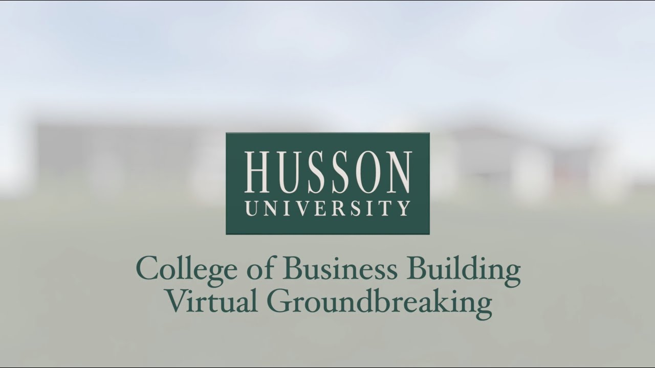 College of Business Building Virtual Groundbreaking
