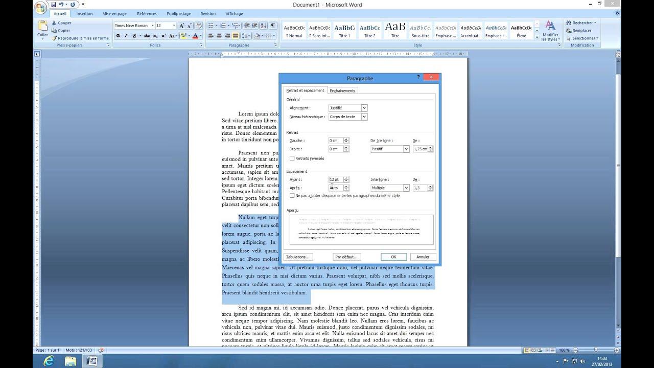comment modifier word en pdf