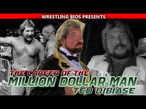 The Career Of The Million Dollar Man Ted Dibiase