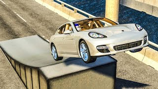 HIGH SPEED JUMPS #18 - BeamNG Drive Crashes