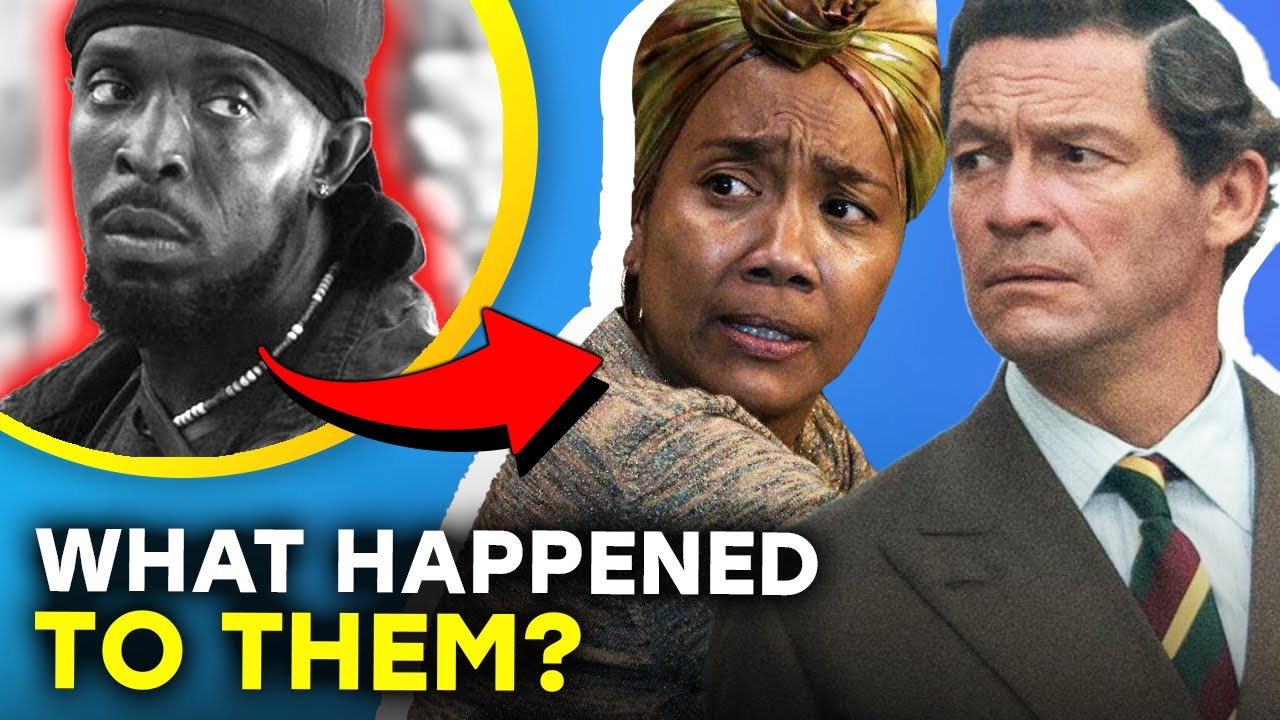 Download The Wire: What Happened To The Cast? | ⭐OSSA