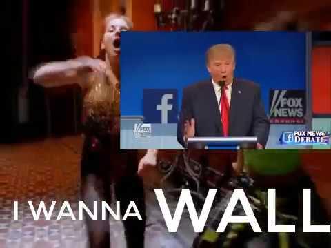 hqdefault i wanna a wall ´donald trump dank meme youtube