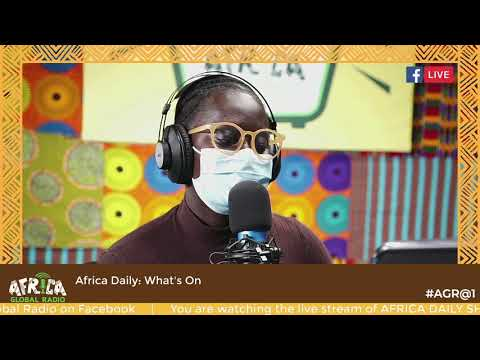 Africa Daily | What's On  (23-03-2021) Wine & Words