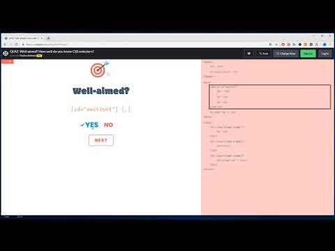 퀴즈로 배워보는 CSS Selector