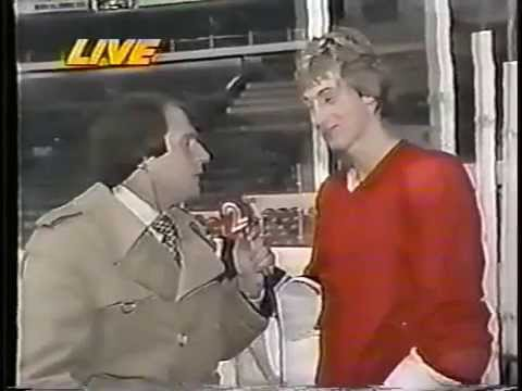 18 yr. old Wayne Gretzky Interviewed - Nov.7,1979