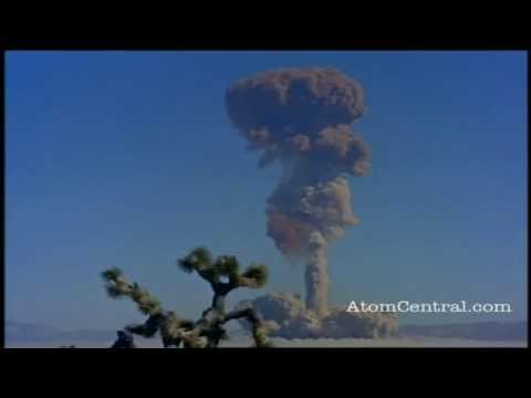 Nuclear Blast: Real Audio + Audio Reconstruction