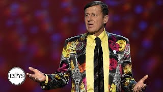 Craig Sager's 2016 Jimmy V Award Acceptance Speech | The ESPYS | ESPN Archives thumbnail