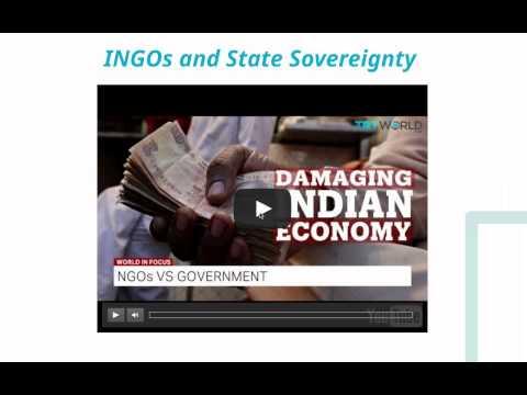 POS 273 Lecture 9: Non-Governmental Organizations