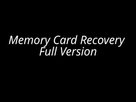 cardrecovery 6.10 cracked by mmbt3904