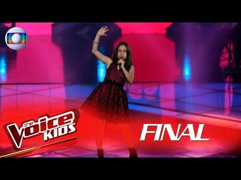 Valentina Francisco canta 'Livin' On a Prayer' no The Voice Kids Brasil - Final