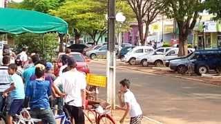 Assalto Banco do Brasil - Querencia do Norte 03/09/13 - Parte 2