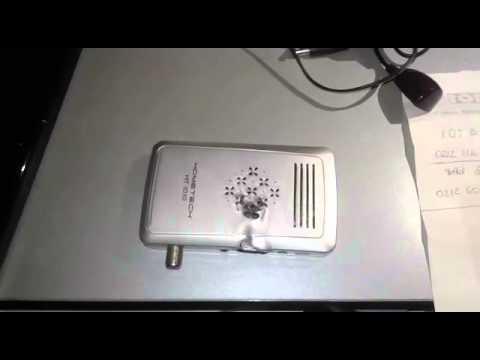 A 101 Home Tec Uydu Alıcısı